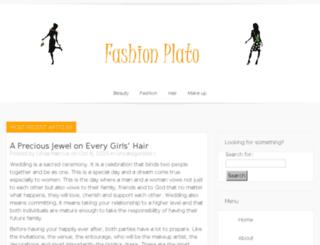 fashionplato.com screenshot