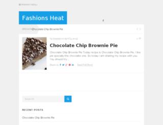 fashionsheat.com screenshot