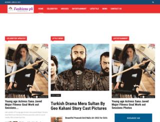 fashionspk.com screenshot