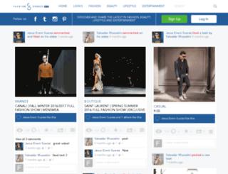 fashionsponge.com screenshot