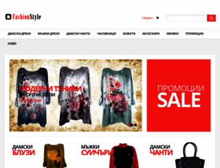 fashionstylebg.com screenshot