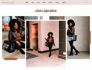 fashionstyledetroit.com screenshot