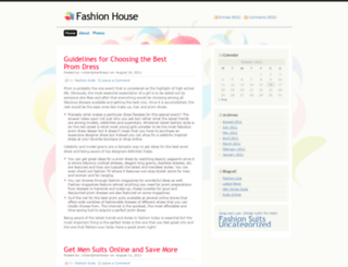 fashionstylerepublic.wordpress.com screenshot