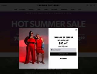 fashiontofigure.com screenshot