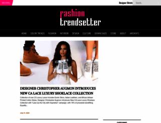 fashiontrendsetter.com screenshot