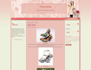 fashiontrendsweb.blogspot.mx screenshot
