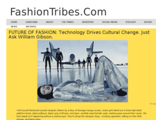 fashiontribes.typepad.com screenshot
