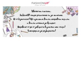 fashionup.bg screenshot