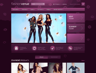 fashionvenue.eu screenshot