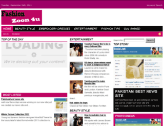 fashionzoon4u.com screenshot