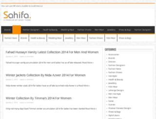 fashnbuzz.com screenshot