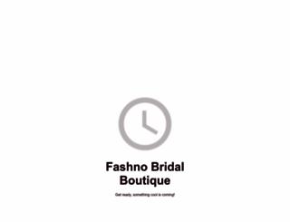fashno.com screenshot