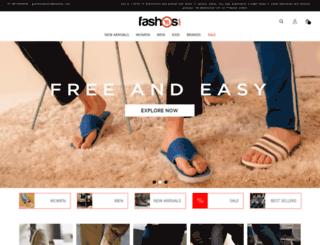 fashos.com screenshot
