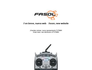 fasol.es screenshot