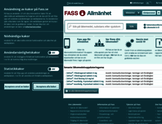 fass.se screenshot