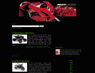 fast-superbike.blogspot.com screenshot