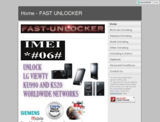 fast-unlocker.sm4.biz screenshot