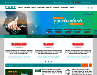 fast.com.vn screenshot
