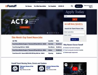 fastaff.com screenshot