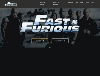 fastandfuriouss8.org screenshot