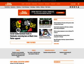 fastcasual.com screenshot