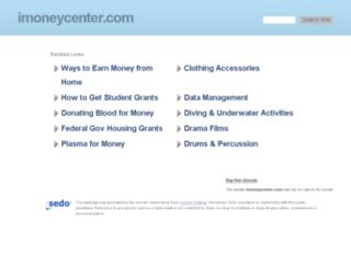 fasteasycash.imoneycenter.com screenshot