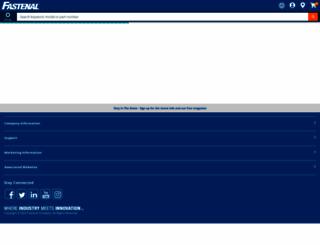 fastenal.com screenshot