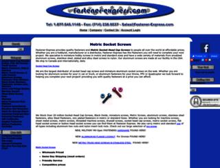 fastener-express.com screenshot