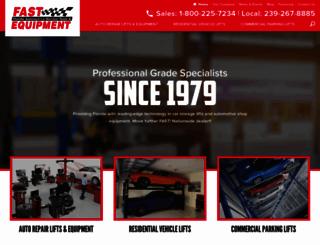 fastequipment.net screenshot