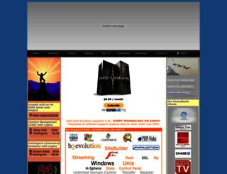fasthostsolutions.com screenshot