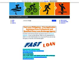 fastloanph.com screenshot