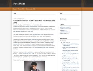 fastmazaa.blogspot.com screenshot