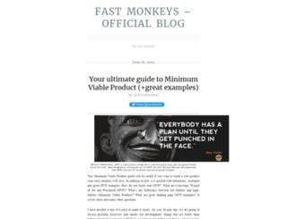 fastmonkeys.wordpress.com screenshot