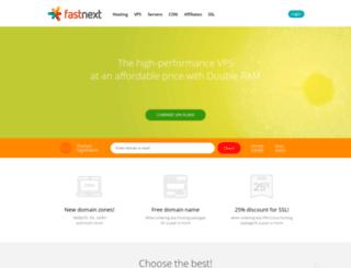 fastnext.com screenshot