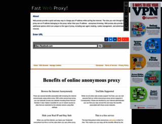 fastp.org screenshot