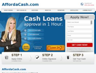 fastpaydaynocreditcheck.com screenshot