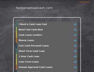 fastperpetualcash.com screenshot