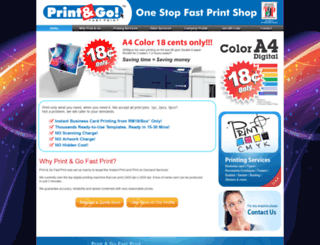 fastprint.com.my screenshot