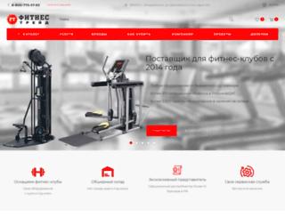 fastprotein.ru screenshot