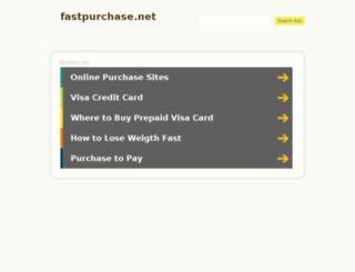 fastpurchase.net screenshot