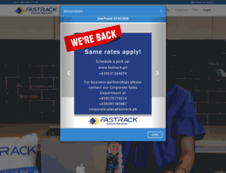 fastrack.ph screenshot