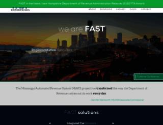 fastrm.com screenshot