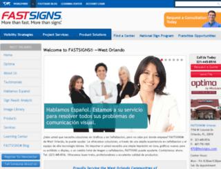 fastsigns403.tru-m.com screenshot
