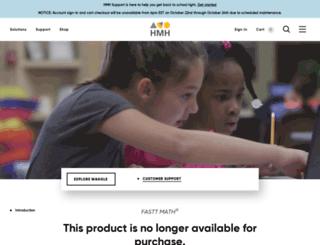 fasttmath.org screenshot
