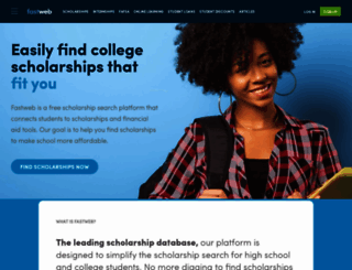 fastweb.com screenshot