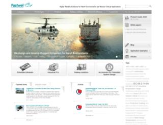 fastwel-inc.com screenshot