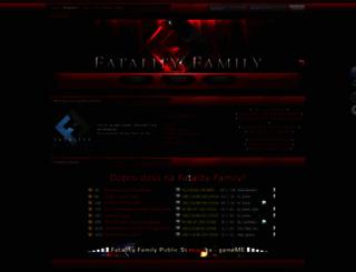 fatality-cs.info screenshot