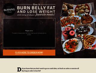 fatburningmeals.com screenshot