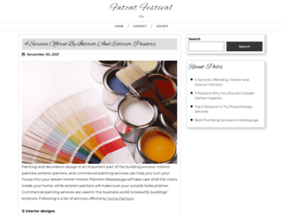 fatcatfestival.ca screenshot