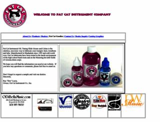 fatcatoil.com screenshot